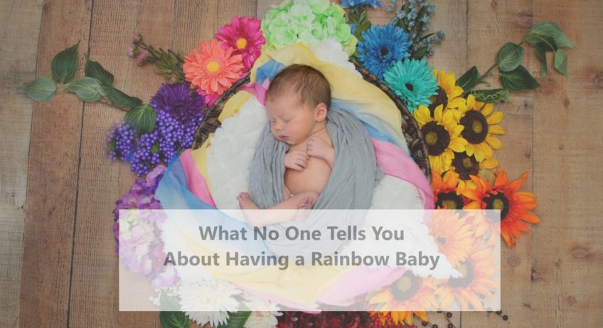 fe0417d0a What No One Tells You About Having a Rainbow Baby - Winging Motherhood