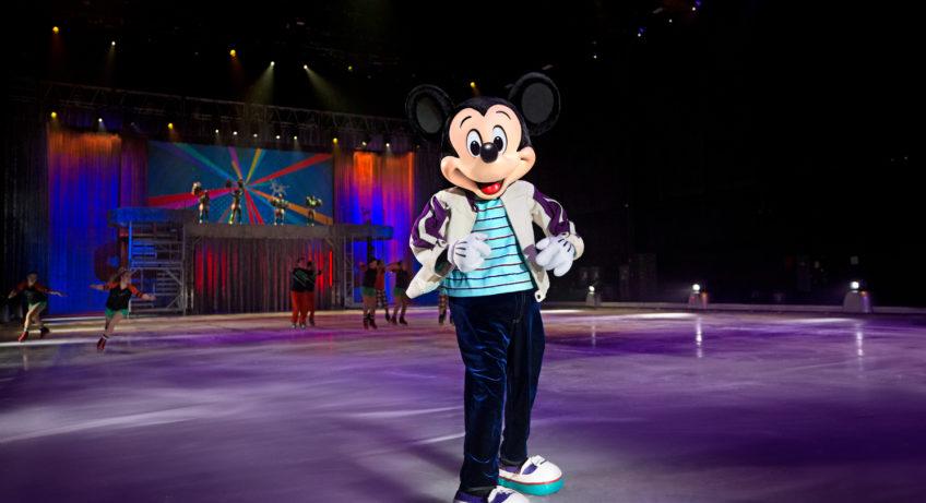 Disney on Ice Mickey Mouse